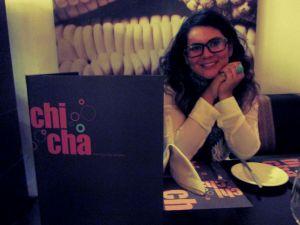 Comiendo en Chicha