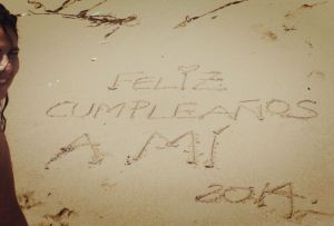 feliz cumpleaños a mí